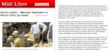 Article de Richard RUS - Correspondant Midi-Libre