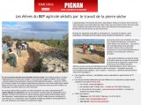 Article de Thierry BACHEVALIER - Correspondant Midi-Libre